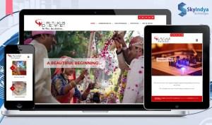Skyindya Web Design Work - No Retakes