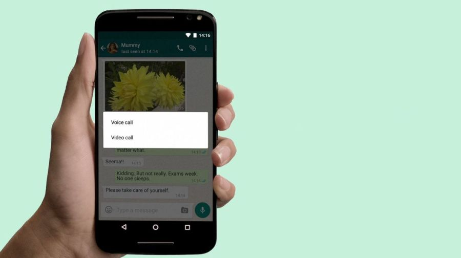 WhatsApp Mobile App Introduces Video Calling Feature
