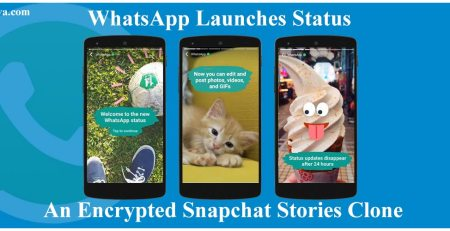 WhatsApp Introduces Snapchat-Like Story Feature Called Status