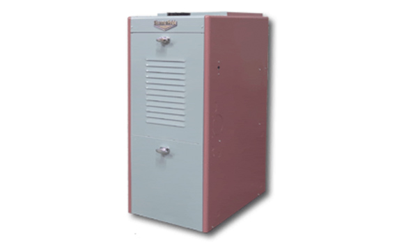 Thermo Pride Highboy Oil Furnace Series