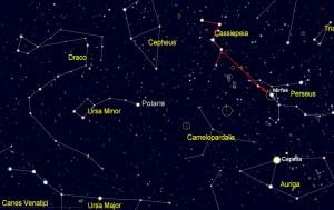 Pleiades star hop