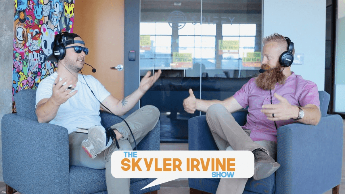 Ryan Michler - Order of Man | Episode 20 #theSKYLERIRVINEshow