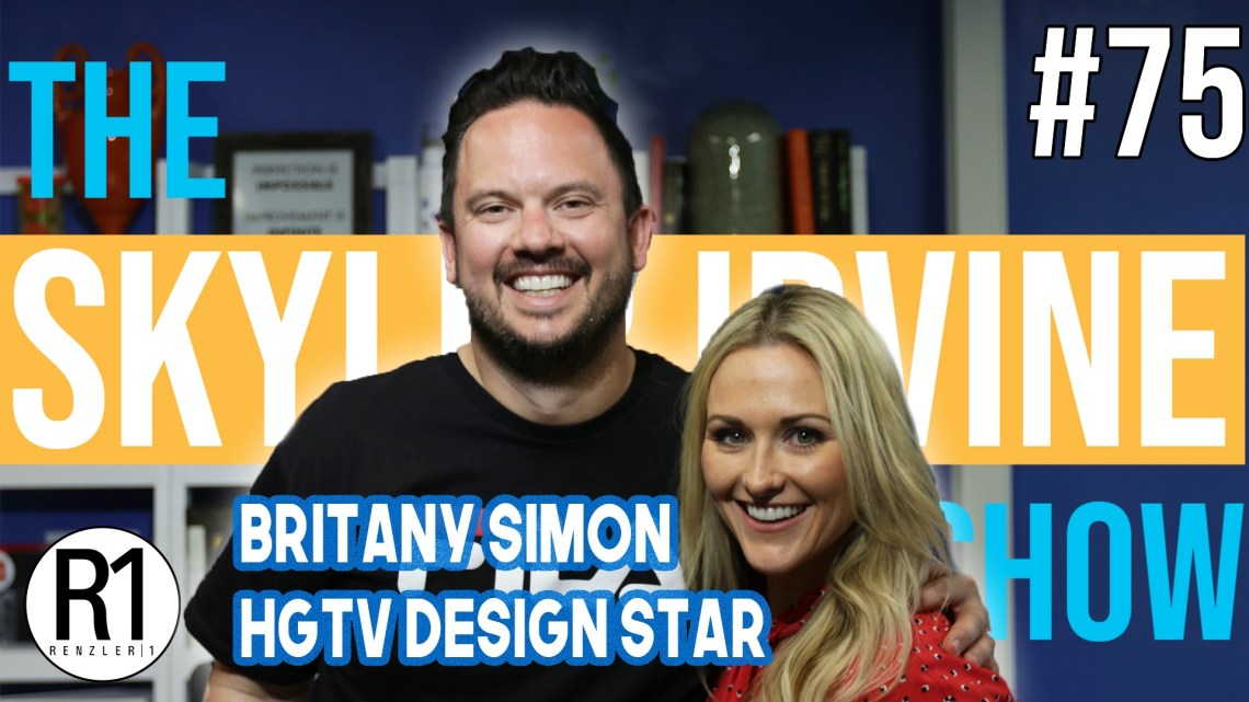Britany Simon Hgtv Design Star And Business Owner Episode 75