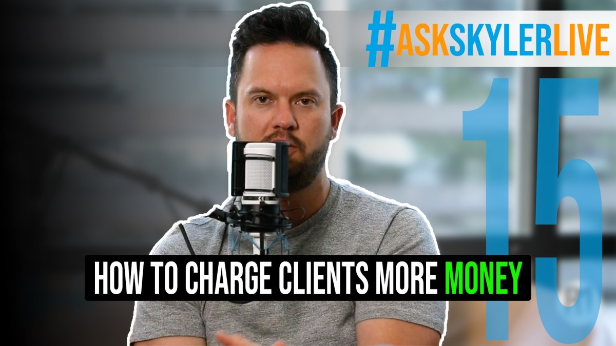#AskSkylerLive 15 | Building Your Personal Brand, Being A Manager, & Getting More Money