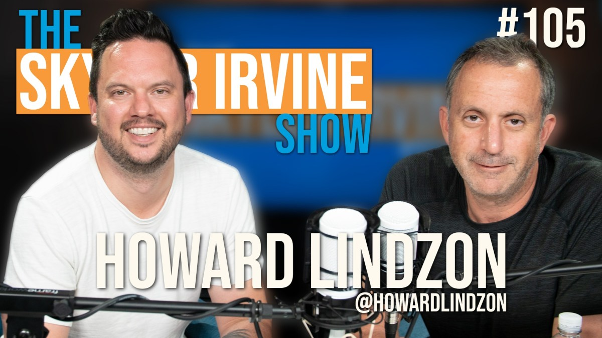 "Howard Lindzon, Co-Founder of StockTwits Teaches ""Do-It-Yourself Investing"" 