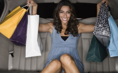 Shopping in Limousine a Milano