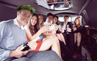 Una festa di laurea lussuosa