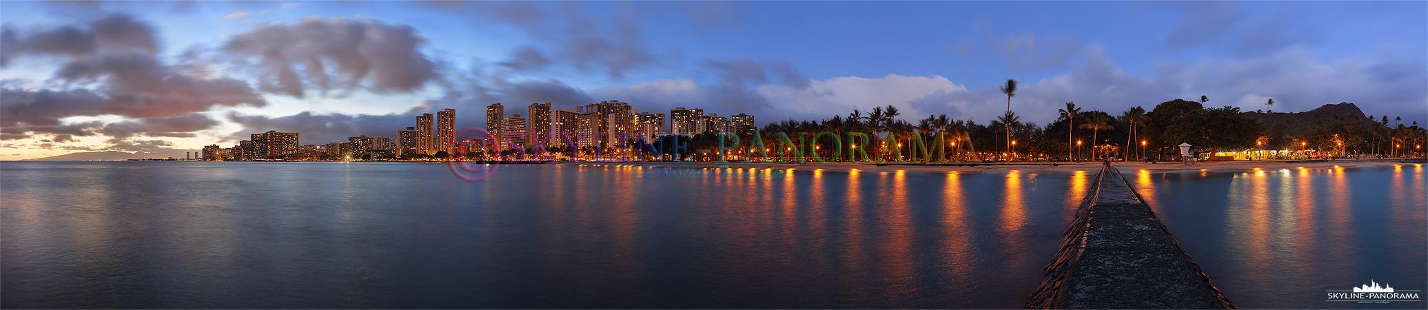 Resultado de imagem para hawaii panorama