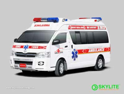 Vehicle Graphic Sign Maker Philippines