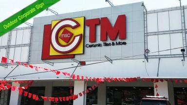 CTM Signage