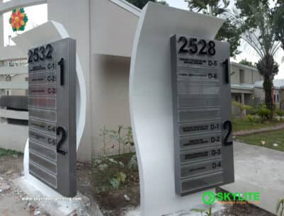 DOTR Directional Sign Maker Philippines