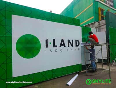 Board up Sign Maker Philippines