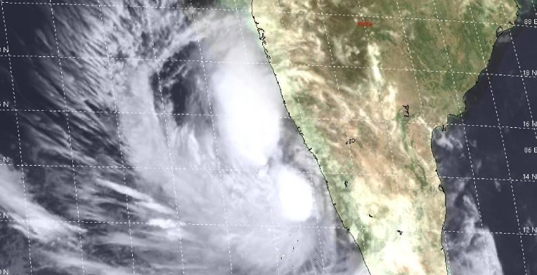 Cyclone Tauktae Latest Status c