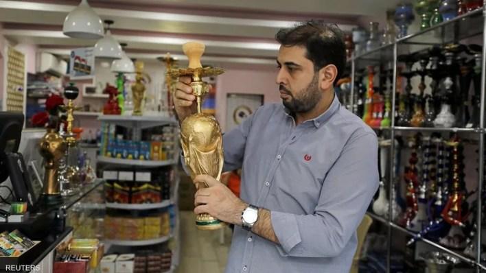 تباع في العديد من المحلات المصرية