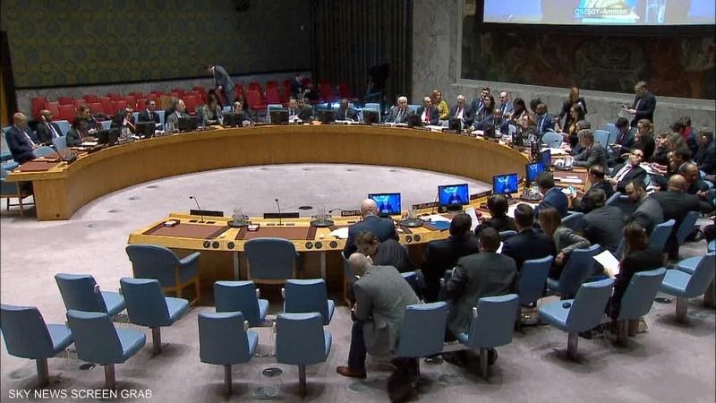 مجلس الأمن يطالب أطراف الصراع بتطبيق اتفاق السويد