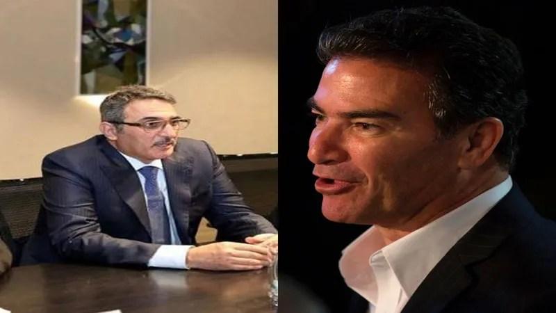كوهين التقى أحمد المسند في الدوحة