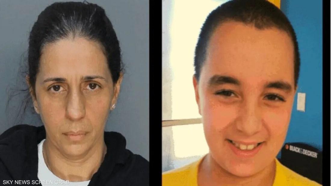 الأم القاتلة والطفل الضحية