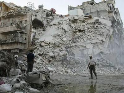 روسيا تعلن هدنة إنسانية في حلب الخميس المقبل