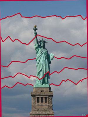 Liberty, by Rosa Naparstek