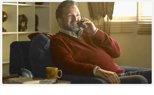 Ligue para telefones fixos e celulares