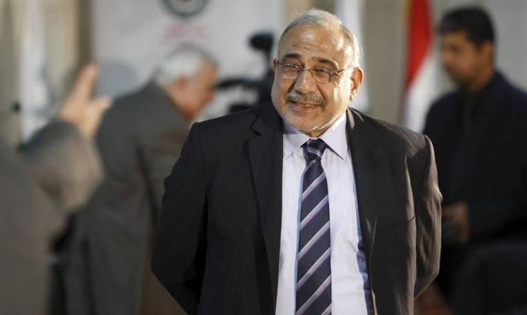 نتيجة بحث الصور عن عادل عبد المهدي ومستشاريه