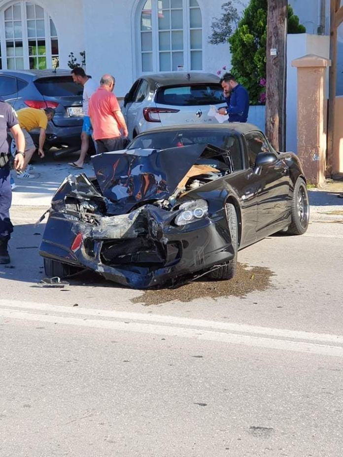 """""""Μάστιγα"""" τα τροχαία ατυχήματα στη Ρόδο"""