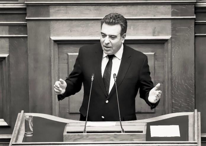 Την τοποθέτηση οπλίτη-γιατρού στη Ψέριμο ζήτησε ο Κόνσολας από τον υφυπουργό Άμυνας