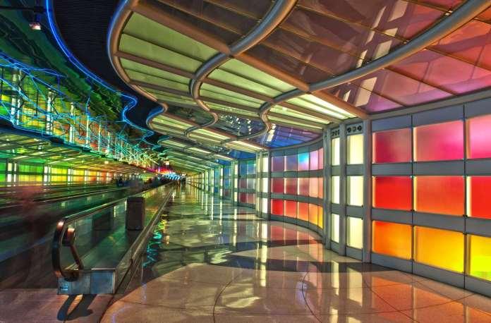 Η ιστορία του άντρα που παρέμεινε κρυμμένος για τρεις μήνες στο αεροδρόμιο του Σικάγου