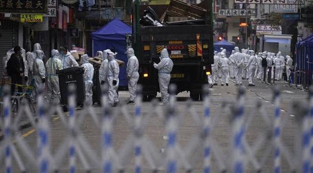 Χονγκ Κονγκ: Πρώτο lockdown από την κυβέρνηση για τον COVID-19