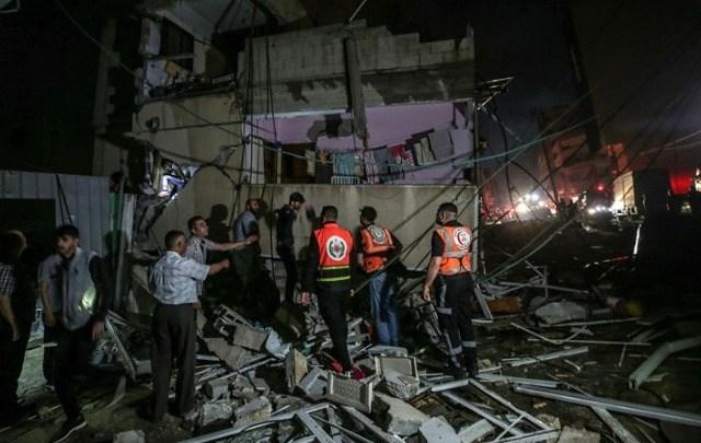 Μεσανατολικό: 26 Παλαιστίνιοι σκοτώθηκαν σήμερα στη Γάζα