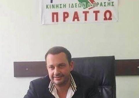 Ο Μιχάλης Κόκκινος εντάχθηκε στο κόμμα του Νίκου Κοτζιά