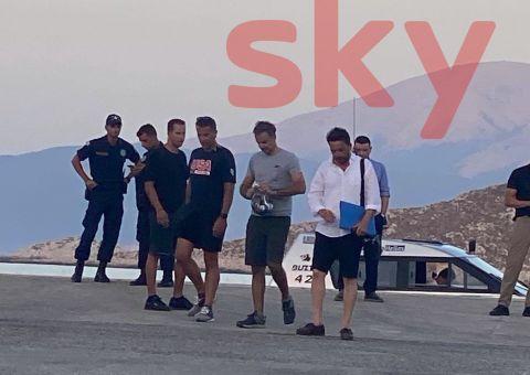 Στην Αλιμνιά πήγε το απόγευμα ο Κυριάκος Μητσοτάκης | Αποκλειστικές φωτογραφίες
