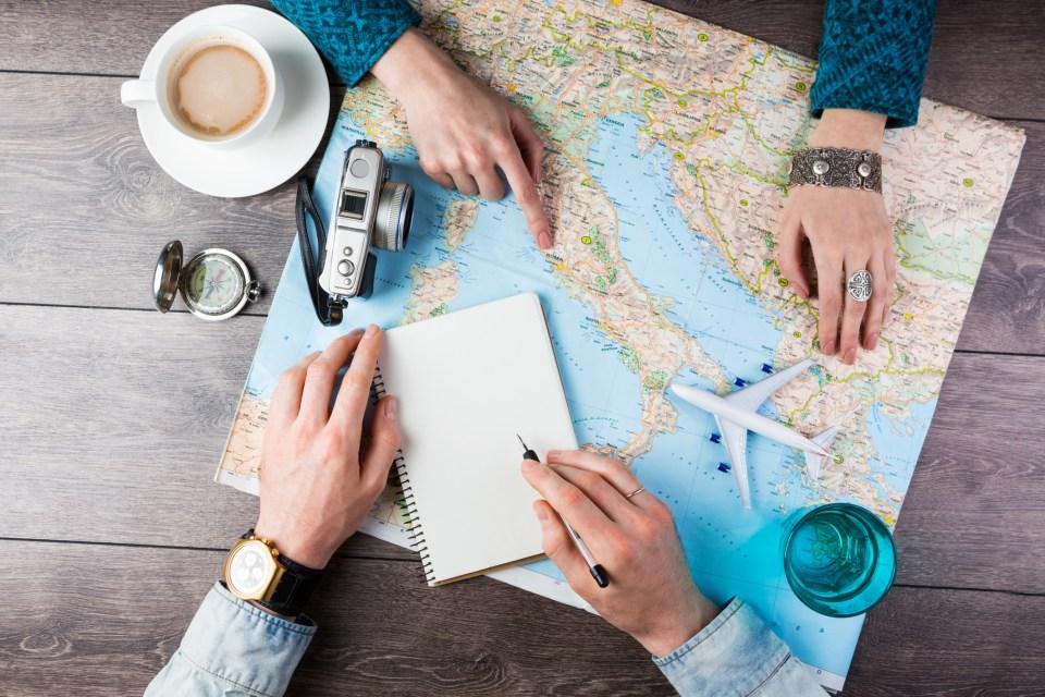 Veja dicas para planejar suas viagens de forma econômica, clicando na foto!