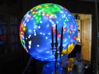 Rebecca's globe