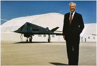 Ben Rich - Father of the Stealth Fighter-Bomber