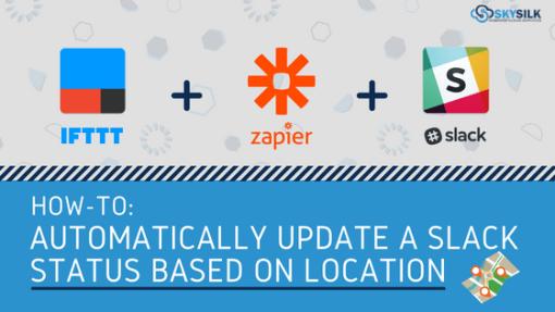Location-Based Slack Status Updates