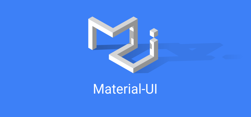 how to design a website with Material UI