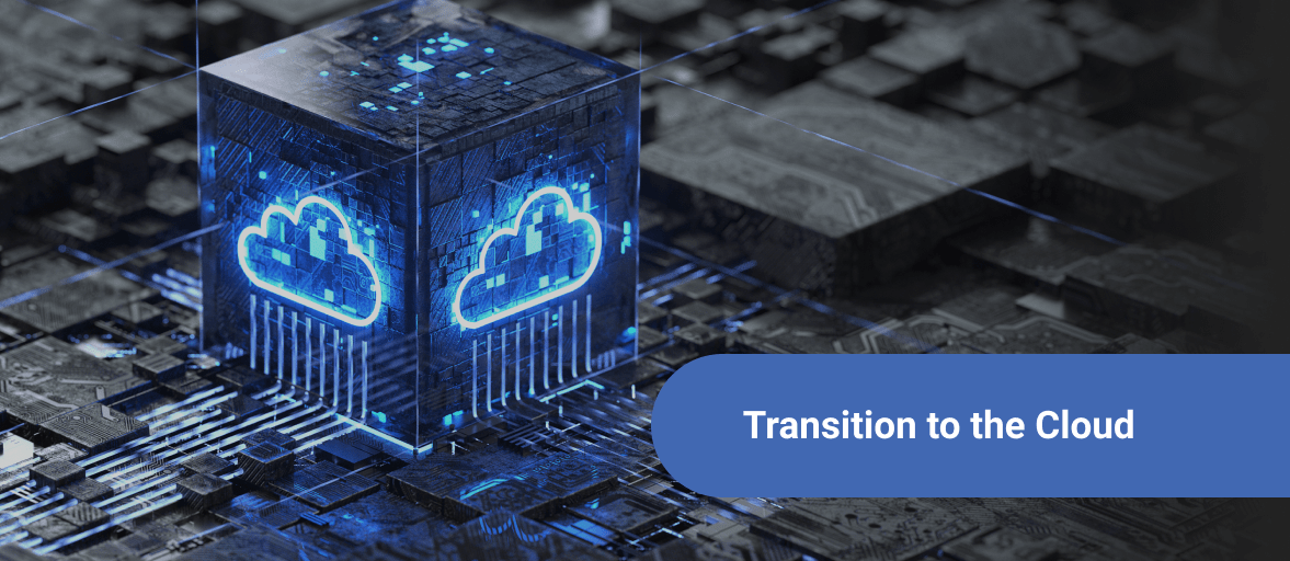 transition to the cloud