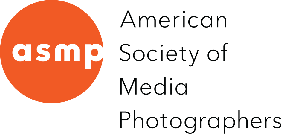 Certified Member of the American Society of Media Photographers
