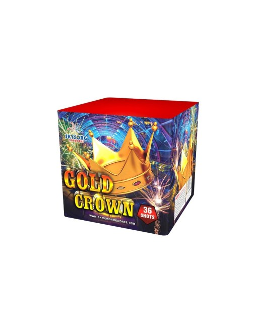 Gold Crown 36Shots