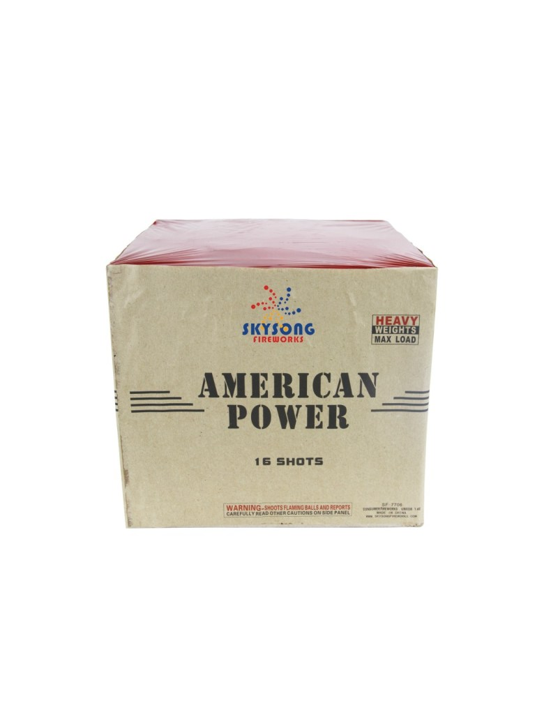 American Power 16Shots