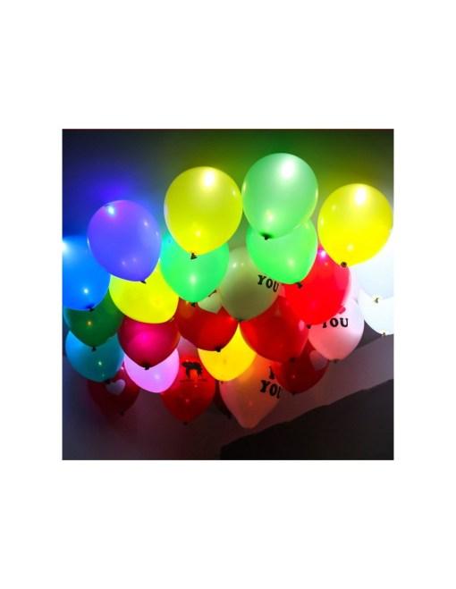 Led Light Balloons -50pcs