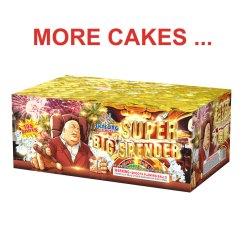 Aerial Cakes