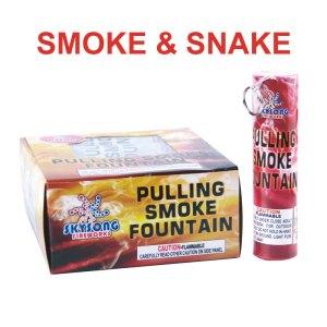 Smoke & Snake Items