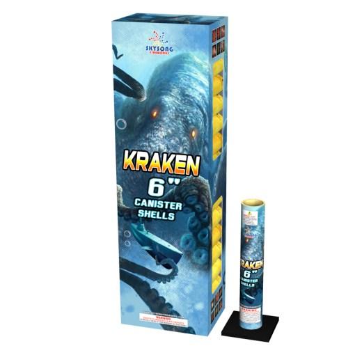 Kraken canister shells