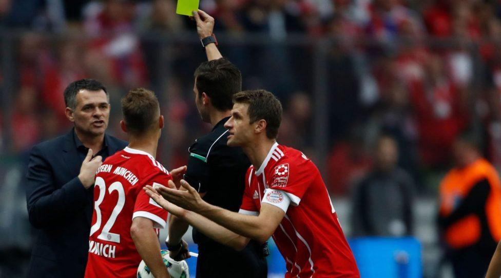 Bildergebnis für yellow card bundesliga