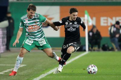 Die 24. Runde der Tipico Bundesliga mit dem Topspiel Rapid gegen Sturm live & exklusiv bei Sky - Sky Sport Austria
