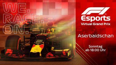 Am Sonntag im Livestream: Der Virtual Grand Prix von Aserbaidschan mit Leclerc & Co. - Sky Sport Austria