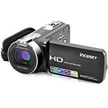 IncoSKY Video Camera Camcorder