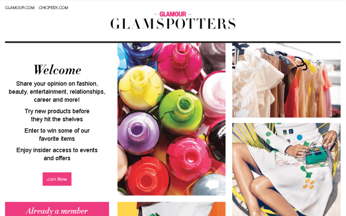 Glamspotters